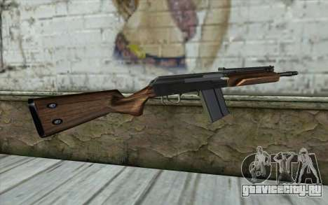 Сайга (Firearms) для GTA San Andreas второй скриншот