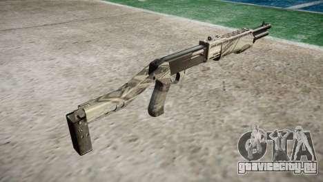 Ружьё Franchi SPAS-12 Benjamins для GTA 4 второй скриншот
