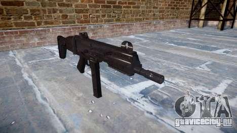 Пистолет-пулемет SMT40 with butt icon1 для GTA 4