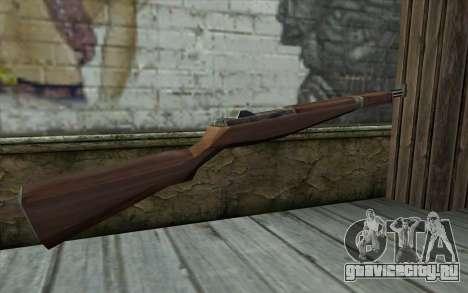 M1 Garand from Day of Defeat для GTA San Andreas второй скриншот