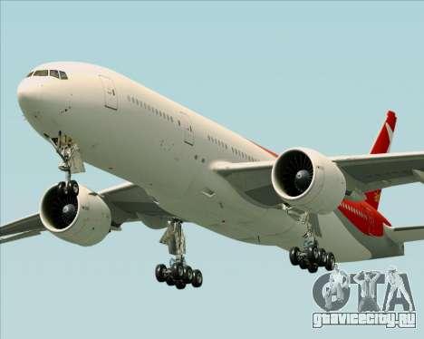 Boeing 777-21BER Nordwind Airlines для GTA San Andreas вид слева
