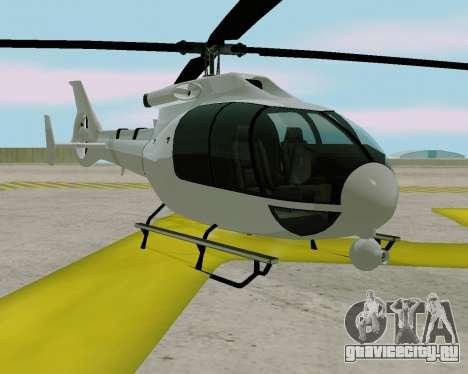 Maibatsu Frogger V1.0 для GTA San Andreas вид сзади слева