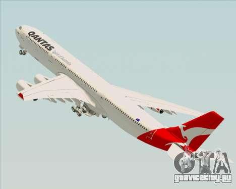 Airbus A340-300 Qantas для GTA San Andreas