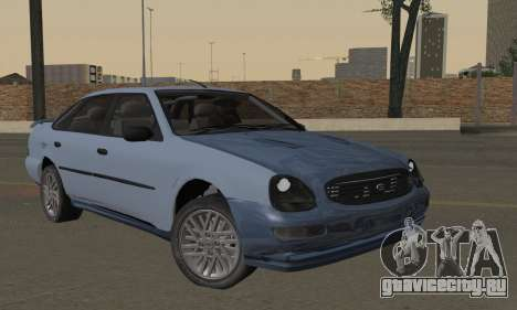 Ford Sierra Scorpion 4x4 RS Cosworth для GTA San Andreas