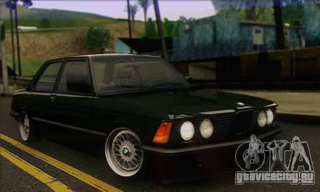 BMW 3 Series (E21) для GTA San Andreas