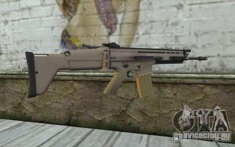 MK 16 SCAR для GTA San Andreas второй скриншот