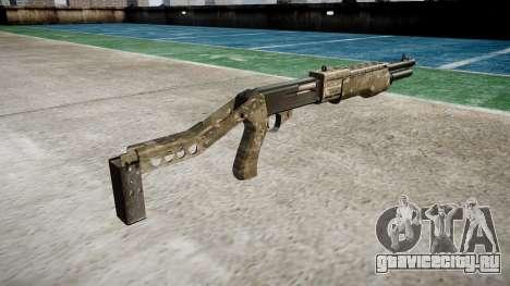 Ружьё Franchi SPAS-12 DEVGRU для GTA 4 второй скриншот