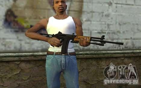 IMI Galil v1 для GTA San Andreas третий скриншот
