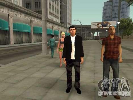 Денис Антошин для GTA San Andreas второй скриншот