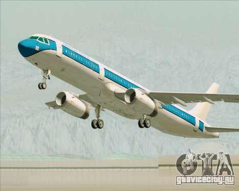 Airbus A321-200 American Pacific Airways для GTA San Andreas