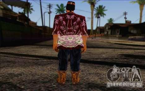 Cartel from GTA Vice City Skin 1 для GTA San Andreas второй скриншот