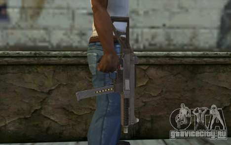 UMP45 from Spec Ops: The Line для GTA San Andreas третий скриншот