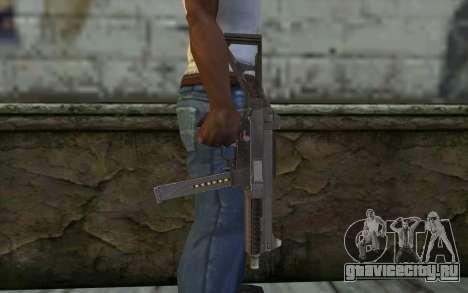 UMP45 from Spec Ops: The Line для GTA San Andreas третий скриншот