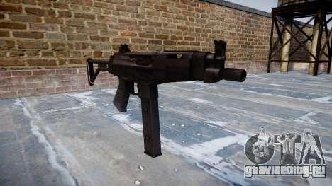 Пистолет-пулемет Taurus MT-40 buttstock2 icon1 для GTA 4