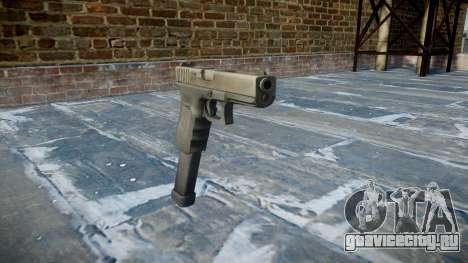 Пистолет Glock 18 для GTA 4