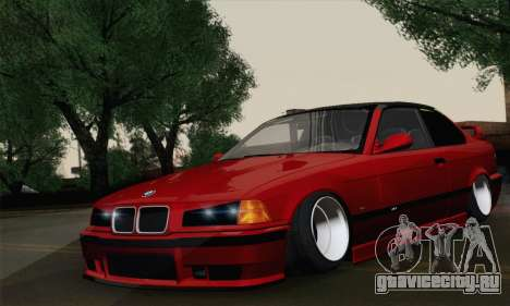BMW M3 E36 Tuned для GTA San Andreas