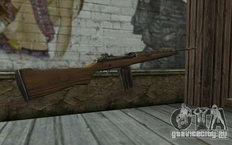 M14 from Battlefield: Vietnam для GTA San Andreas второй скриншот
