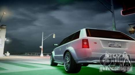 CGE Red Sky Fix v2.01 для GTA 4 второй скриншот