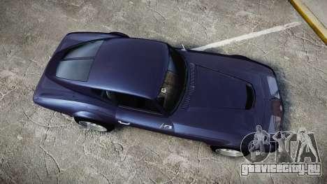 GTA V Invetero Coquette Classic для GTA 4 вид справа