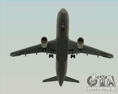 Airbus A320-200 Tigerair Australia для GTA San Andreas