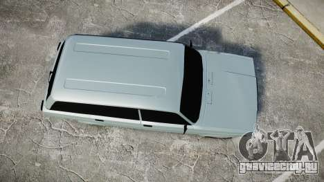 ВАЗ-2104 хулиганский азербайджанский стиль для GTA 4 вид справа