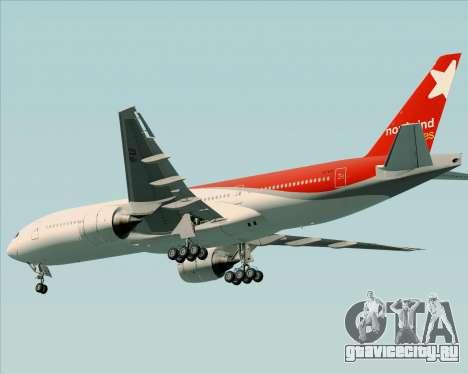 Boeing 777-21BER Nordwind Airlines для GTA San Andreas