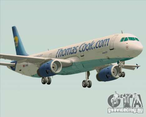 Airbus A321-200 Thomas Cook Airlines для GTA San Andreas