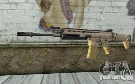 MK 16 SCAR для GTA San Andreas