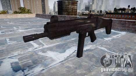 Пистолет-пулемет SMT40 with butt icon2 для GTA 4