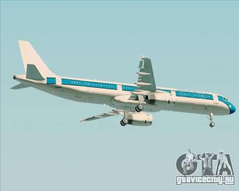 Airbus A321-200 American Pacific Airways для GTA San Andreas вид сбоку