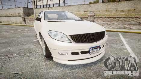GTA V Benefactor Schafter для GTA 4