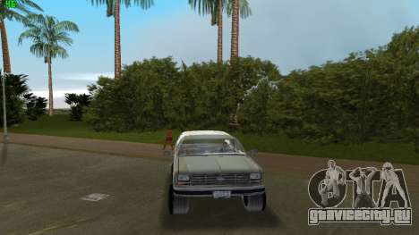 Ford Bronco 1985 для GTA Vice City