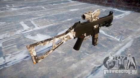 Пистолет-пулемёт UMP45 Viper для GTA 4 второй скриншот