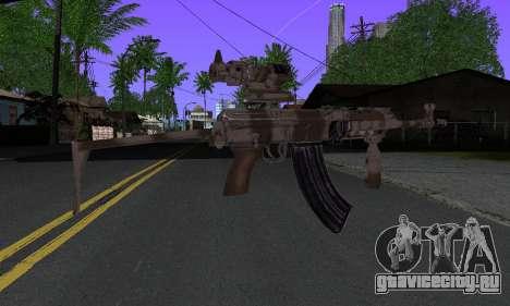 Sa-58V ACOG для GTA San Andreas второй скриншот