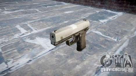 Пистолет Taurus 24-7 titanium icon2 для GTA 4
