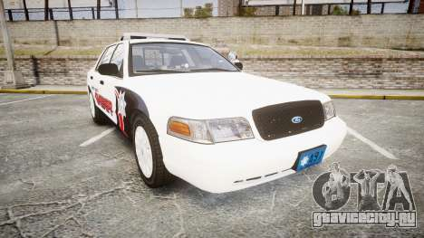 Ford Crown Victoria LC Sheriff [ELS] для GTA 4