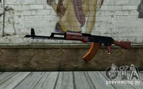 АКМ from Half - Life Paranoia для GTA San Andreas