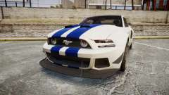 Ford Mustang GT 2014 Custom Kit PJ2 для GTA 4