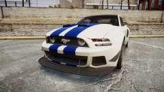 Ford Mustang GT 2014 Custom Kit PJ2