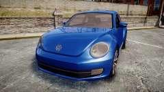 Volkswagen Beetle A5 Fusca для GTA 4
