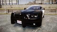 Dodge Charger 2014 Redondo Beach PD [ELS] для GTA 4