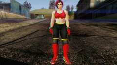 Mila 2Wave from Dead or Alive v8 для GTA San Andreas