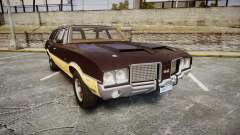 Oldsmobile Vista Cruiser 1972 Rims2 Tree5 для GTA 4