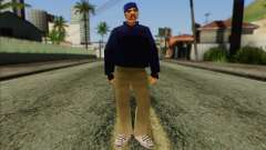 Diablo from GTA Vice City Skin 2 для GTA San Andreas
