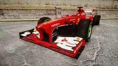 Ferrari F138 v2.0 [RIV] Alonso TIW для GTA 4