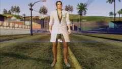 Metal Gear Solid 4 Naomi Hunter для GTA San Andreas