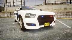 GTA V Bravado Buffalo Liberty Police [ELS] Slick