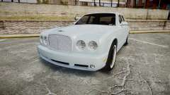 Bentley Arnage T 2005 Rims1 Chrome для GTA 4