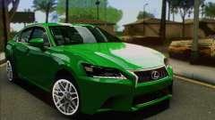 Lexus GS350 для GTA San Andreas
