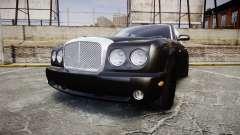 Bentley Arnage T 2005 Rims2 Chrome для GTA 4